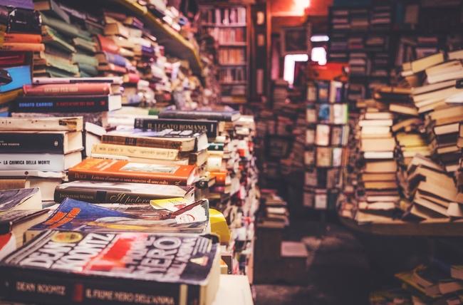 book store in sf