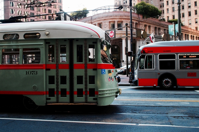 Muni San Francisco