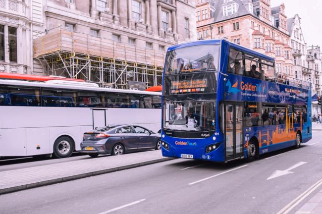 sf tour bus
